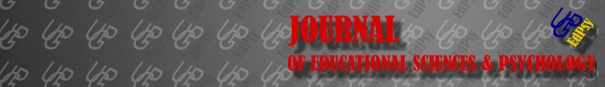 Journal of Educational Sciences & Psychology